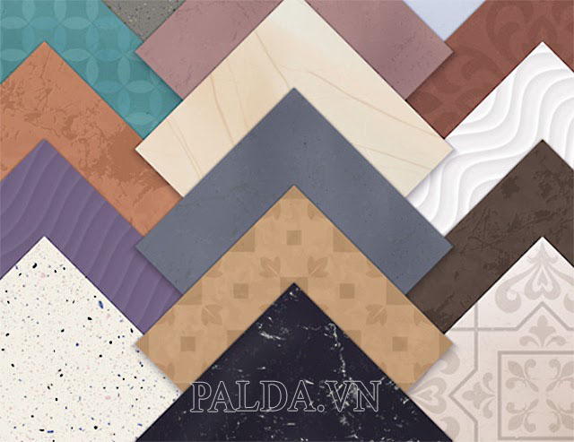 Nghiên cứu chất liệu mặt sàn để có phương pháp xử lý hiệu quả