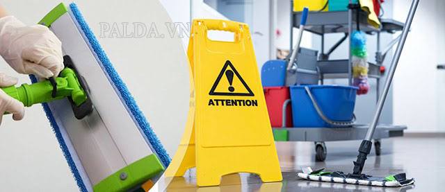 Dịch vụ vệ sinh công nghiệp ở Hải Phòng