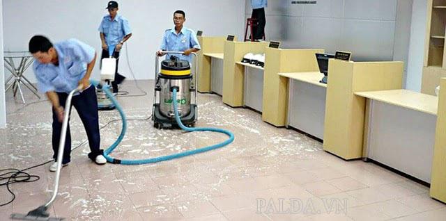 Phát Đạt – dịch vụ vệ sinh công nghiệp ở Hải Phòng uy tín