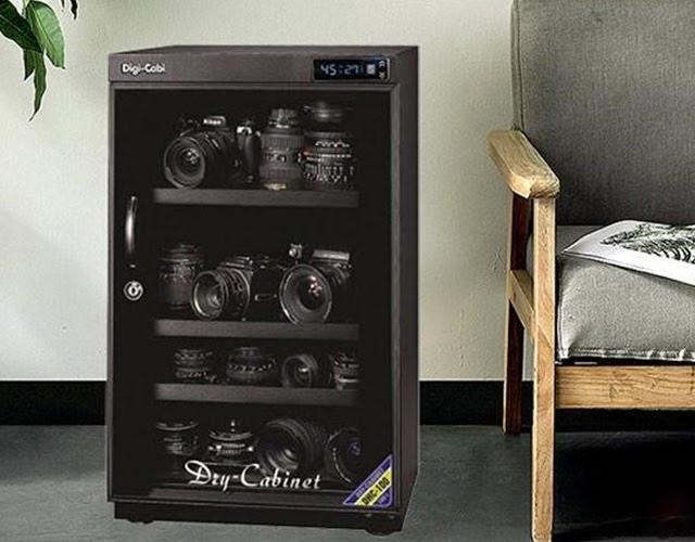 Tủ chống ẩm 100 lít Dry-Cabi DHC 100