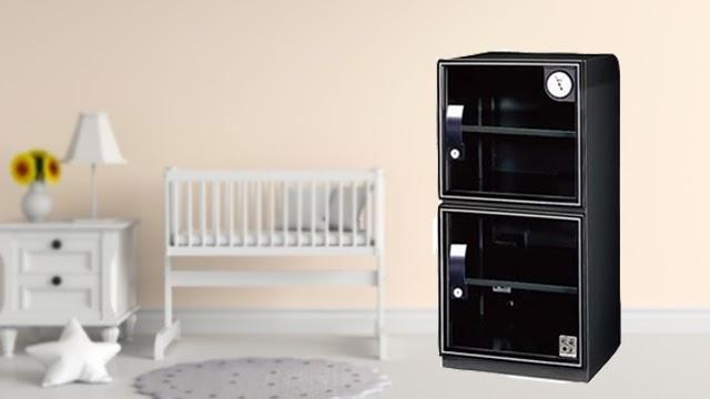 Tủ chống ẩm 100 lít Eureka AD-105